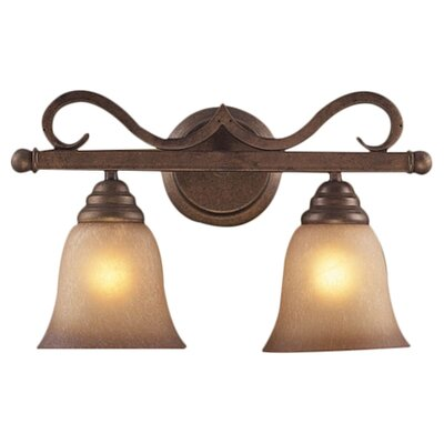 Elk Lighting Lawrenceville 2 Light Vanity Light