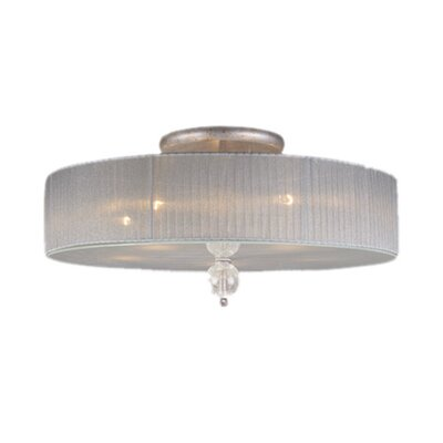 Elk Lighting Alexis 5 Light Semi-Flush Mount