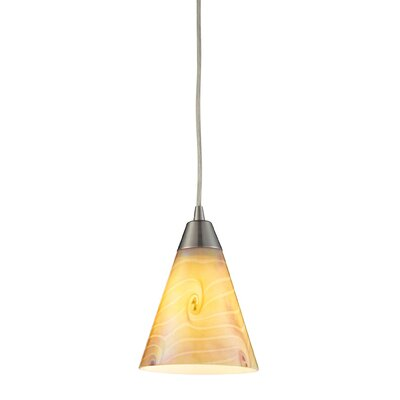Elk Lighting Magellan 1 Light Mini Pendant