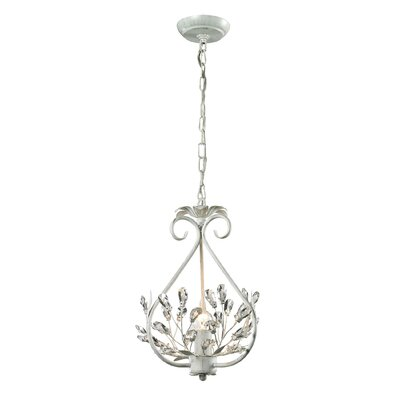 Floria 1 Light Mini Chandelier