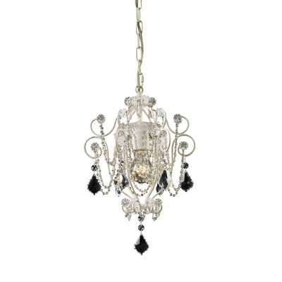 Elise 1 Light Mini-Chandelier