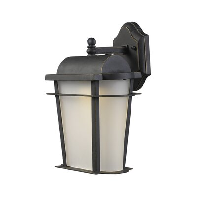Elk Lighting Hampton Ridge 1 Light Outdoor LED Wall Lantern