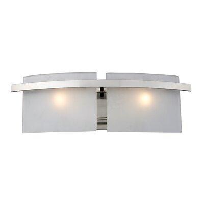 Elk Lighting Briston 2 Light Bathroom Vanity Light