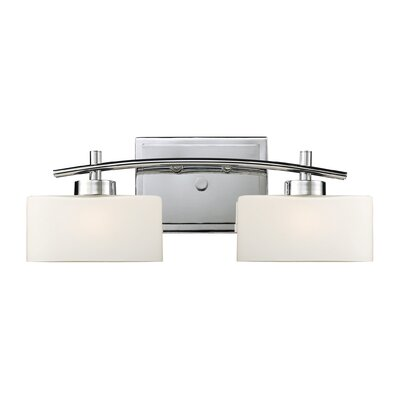 Elk Lighting Eastbrook 2 Light Bathroom Vanity Light