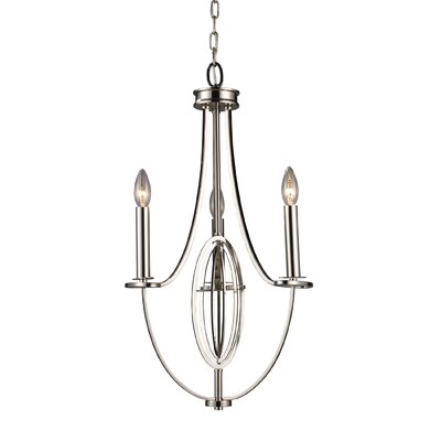 Dione 3 Light Chandelier