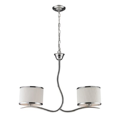 Elk Lighting Freeport 2 Light Kitchen Island Pendant