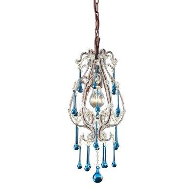 Opulence 1 Light Pendant