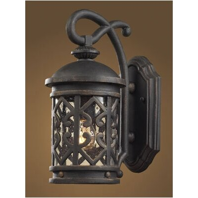 Elk Lighting Tuscany Coast 1 Light Outdoor Wall Lantern