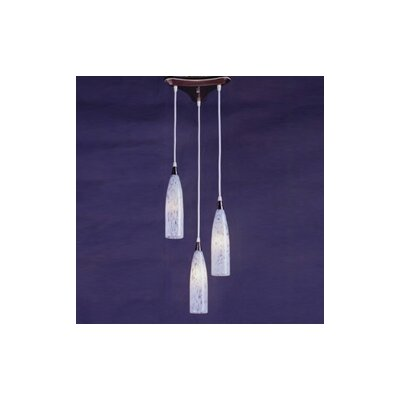 Elk Lighting Lungo 1 Light Mini Pendant