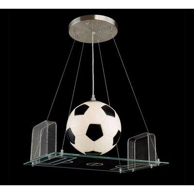 Elk Lighting Novelty 1 Light Globe Pendant & Reviews Wayfair