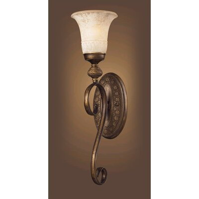 Elk Lighting Briarcliff 1 Light Wall Sconce