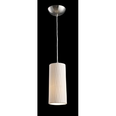 Elk Lighting Cerama 1 Light Drum Pendant