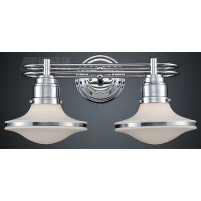 Elk Lighting Retrospectives 2 Light Vanity Light