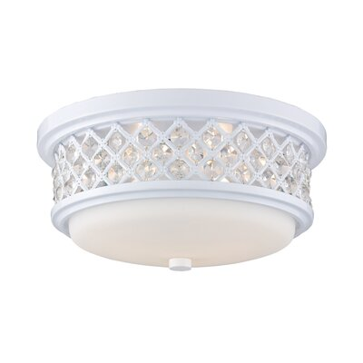Elk Lighting Medium Base Flush Mount