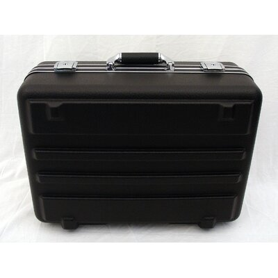 Platt Heavy-Duty Polyethylene Case in Black: 12.5 x 18.5 x 7