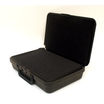 Platt Blow Molded Case in Black: 8 x 12 x 3