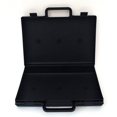 Platt Slick Case in Black: 12.13 x 14.25 x 3