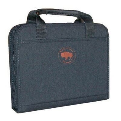 Buffalo Case Company Sewn Tool Case in Black: 10 x 13 x 2