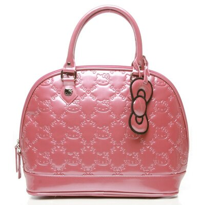 Hello Kitty Embossed Tote Bag