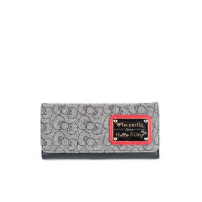 Quilted Bows Wallet