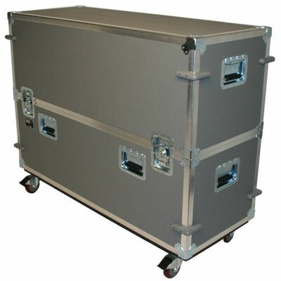 "Jelco Mid Size ATA Shipping Case for 46"" - 52"" Monitor"