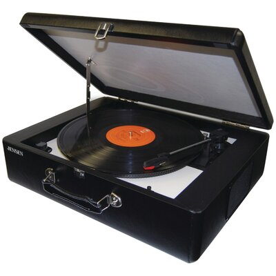 Jensen Portable Turntable