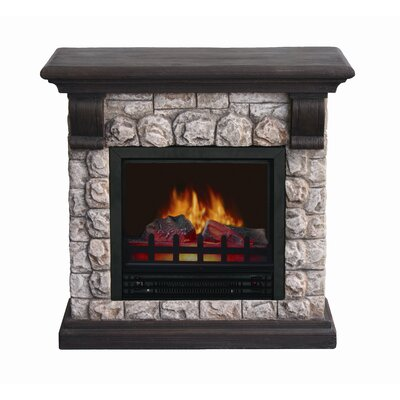 Concord Compact Electric Fireplace