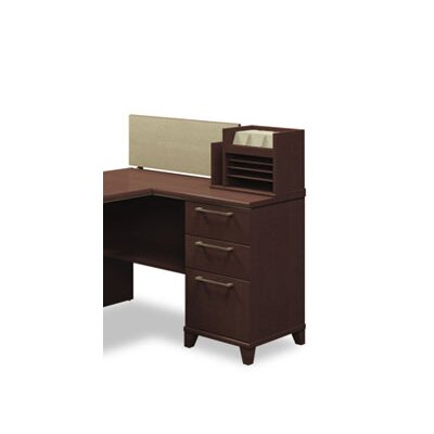 Bush Industries Enterprise 3-Drawer Filing Cabinet