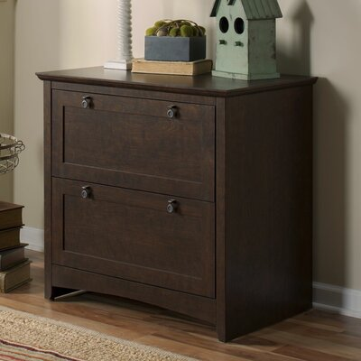 Bush Industries Buena Vista 2-Drawer  File