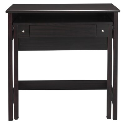 Bush My Space Easy Brandywine Pullout Computer Desk