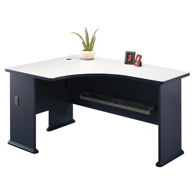 Bush Industries Series A: Left L-Bow Desk