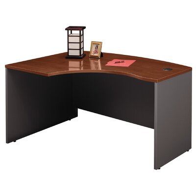 Bush Industries Series C L-Bow Desk