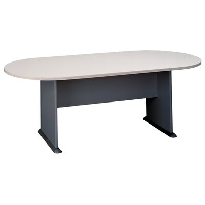 Bush Industries Racetrack Conference Table