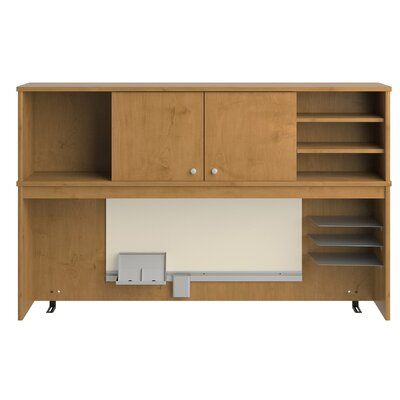 "Bush Industries Envoy 36.14"" H x  58"" W Desk Hutch"
