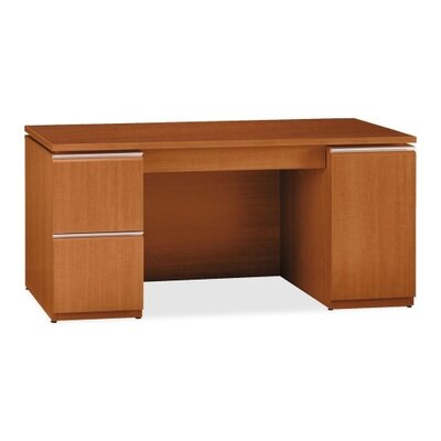 Bush Industries Milano 2 Credenza Desk