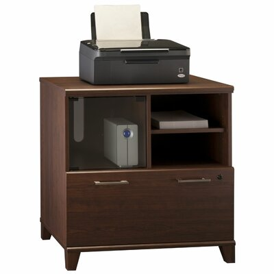 Bush Industries Achieve Lateral File/Printer Stand