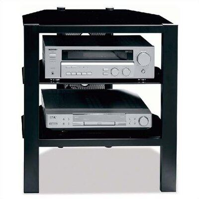 Bush Industries Cobra Stackable Audio Rack