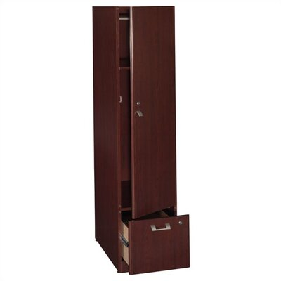 "Bush Industries Quantum 15.75""  Storage Cabinet"
