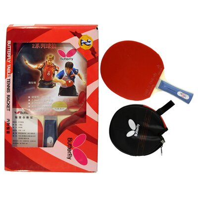 Butterfly 6.25 Speed Shakehand Table Tennis Racket