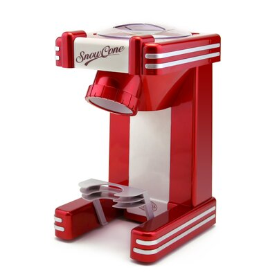 Nostalgia Electrics Retro Single Snow Cone Maker