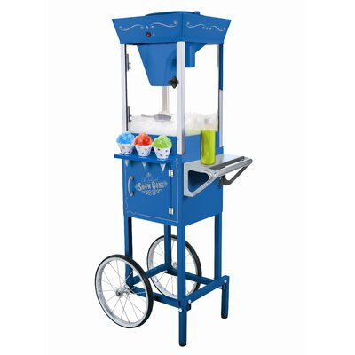 Nostalgia Electrics Vintage Snow Cone Cart