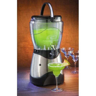 Nostalgia Electrics Stainless Steel Margarita Maker