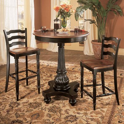 high top pub table sets wayfair. Black Bedroom Furniture Sets. Home Design Ideas