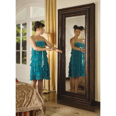 Hooker Furniture Seven Seas Floor Mirror with Hidden Jewelry ...