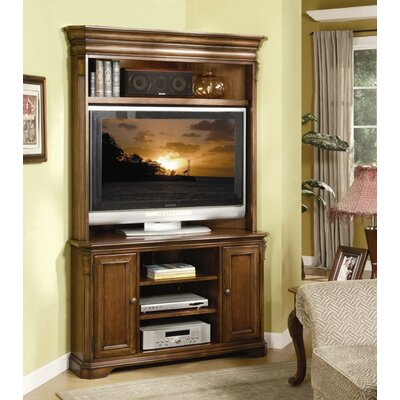 Hooker Furniture Brookhaven Corner Entertainment Center