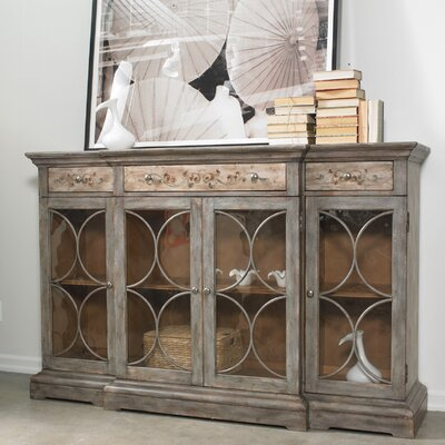 Hooker Furniture Melange Adelaide Console Table