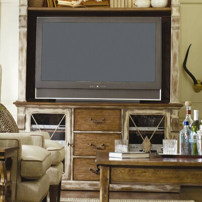 "Hooker Furniture Sanctuary 71"" TV Stand"