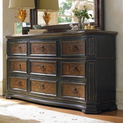 Grandover 9 Drawer Dresser