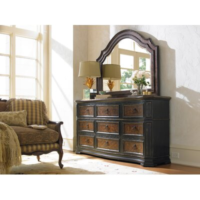 Hooker Furniture Grandover 9 Drawer Dresser