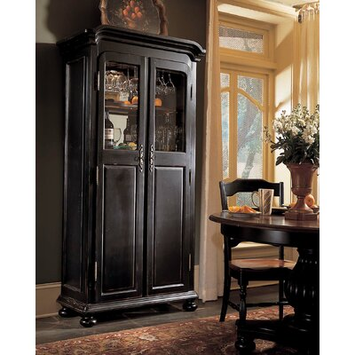 Indigo Creek Wine Cabinet